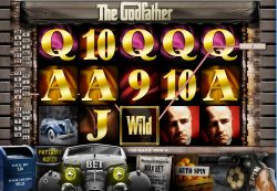 The Godfather Slot Machine