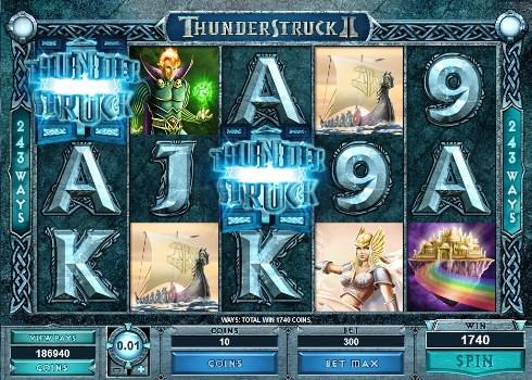 Thunderstruck 2 Mobile Pokies